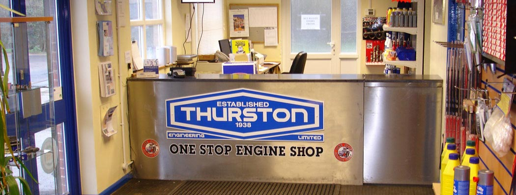 Thurston Engineering Parts Counter
