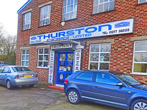 Contact Thurston Engineering Ltd